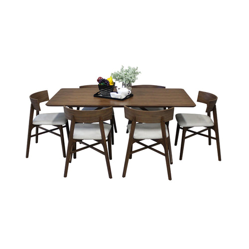 LEIF DINING 6 SEATER (5399621468321)
