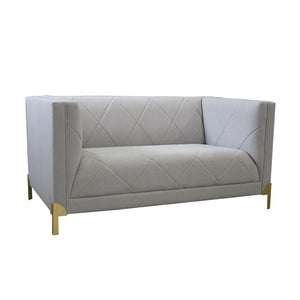NOBEL 2-SEATER SOFA (5399561830561)