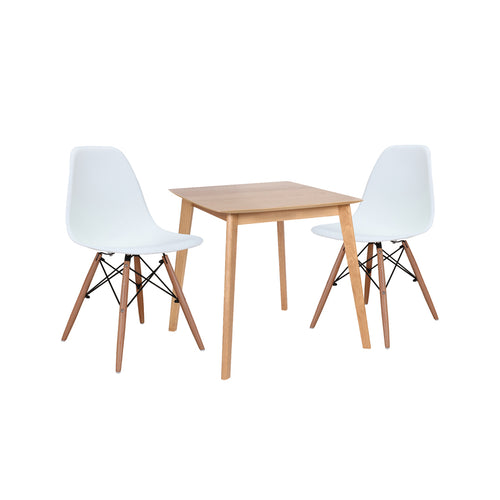 OSLO DINING SET FOR 2 (5399622484129)