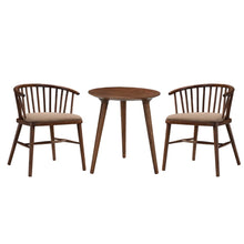 Load image into Gallery viewer, PAVEL DINING SET FOR 2 (5399623467169)