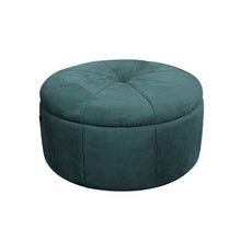 Load image into Gallery viewer, PORTER STORAGE OTTOMAN