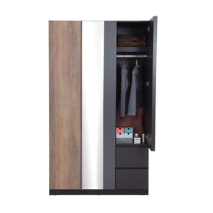 MIDTOWN 3-DOOR WARDROBE (5399788519585)