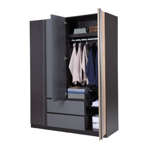 MIDTOWN 4-DOOR WARDROBE (5399789142177)