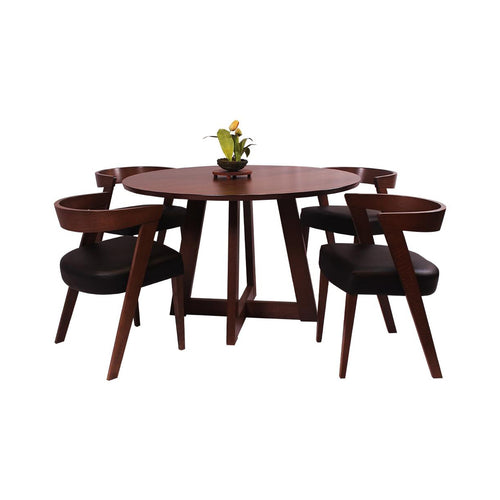 TYRA DINING SET FOR 4 (5399626547361)