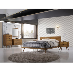 GUNNAR QUEEN BED