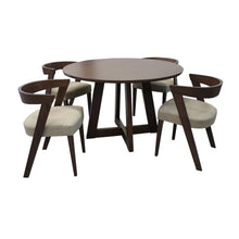 Load image into Gallery viewer, TYRA DINING SET FOR 4