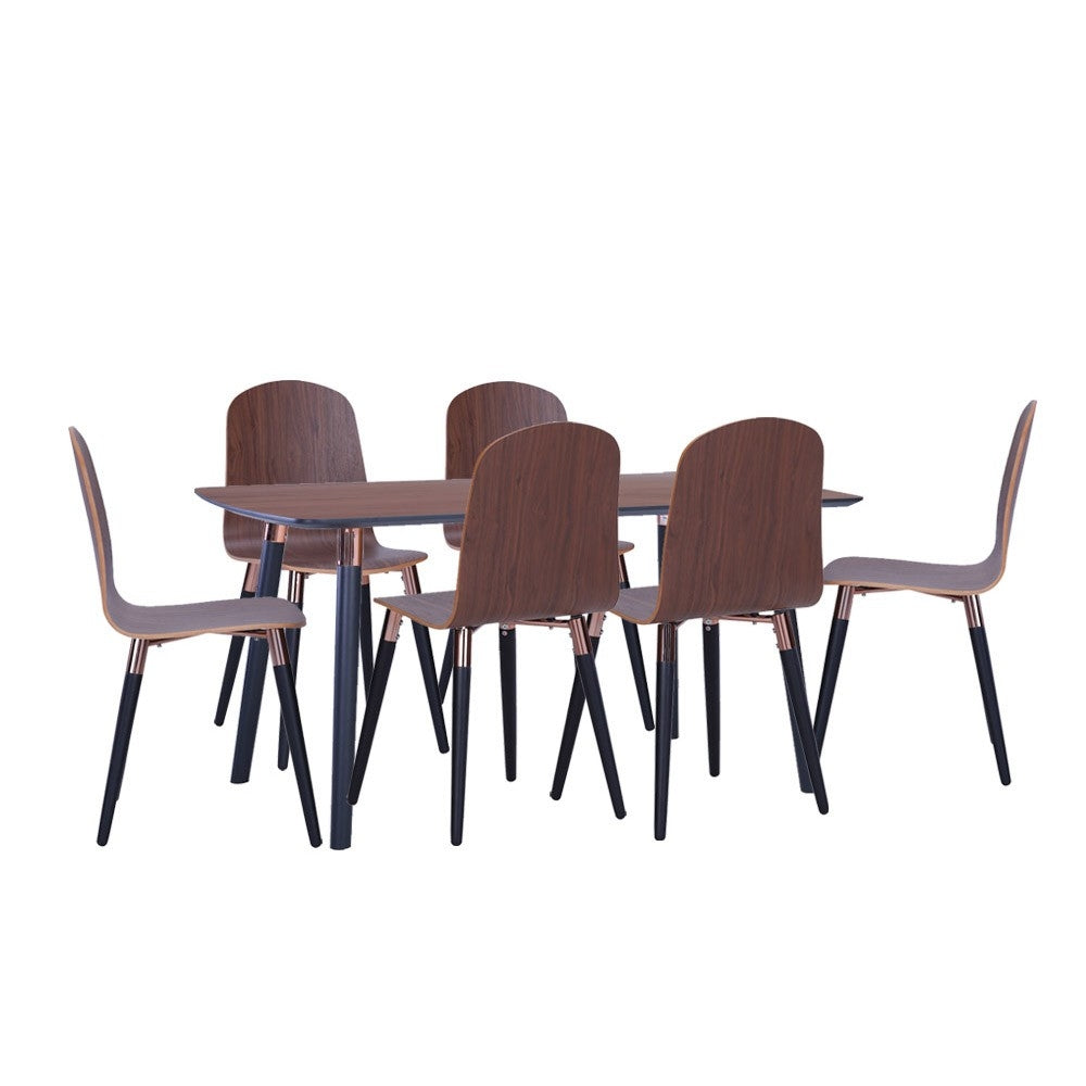 VESTA DINING SET FOR 6 (5399627399329)