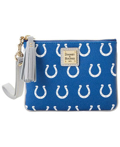 Dooney & Bourke Stadium wristlet