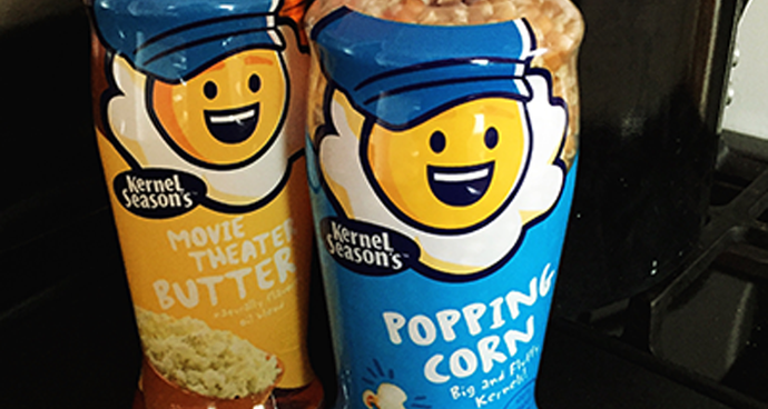 Celebrate National Popcorn Day