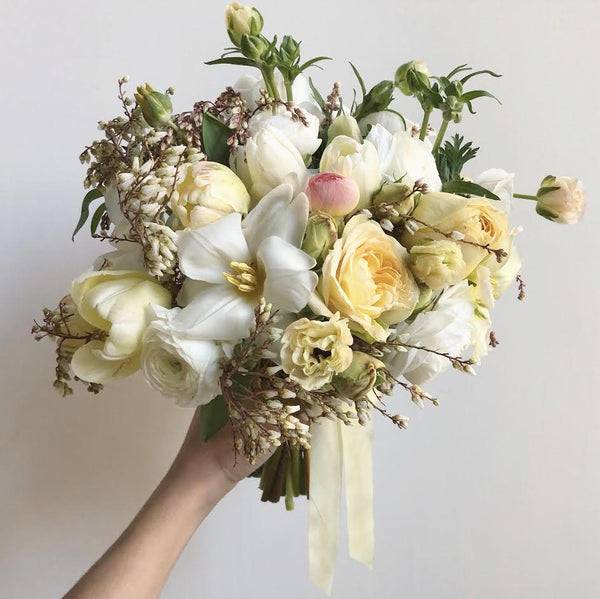 Floral Class: Hand-Tied Springtime Bouquets