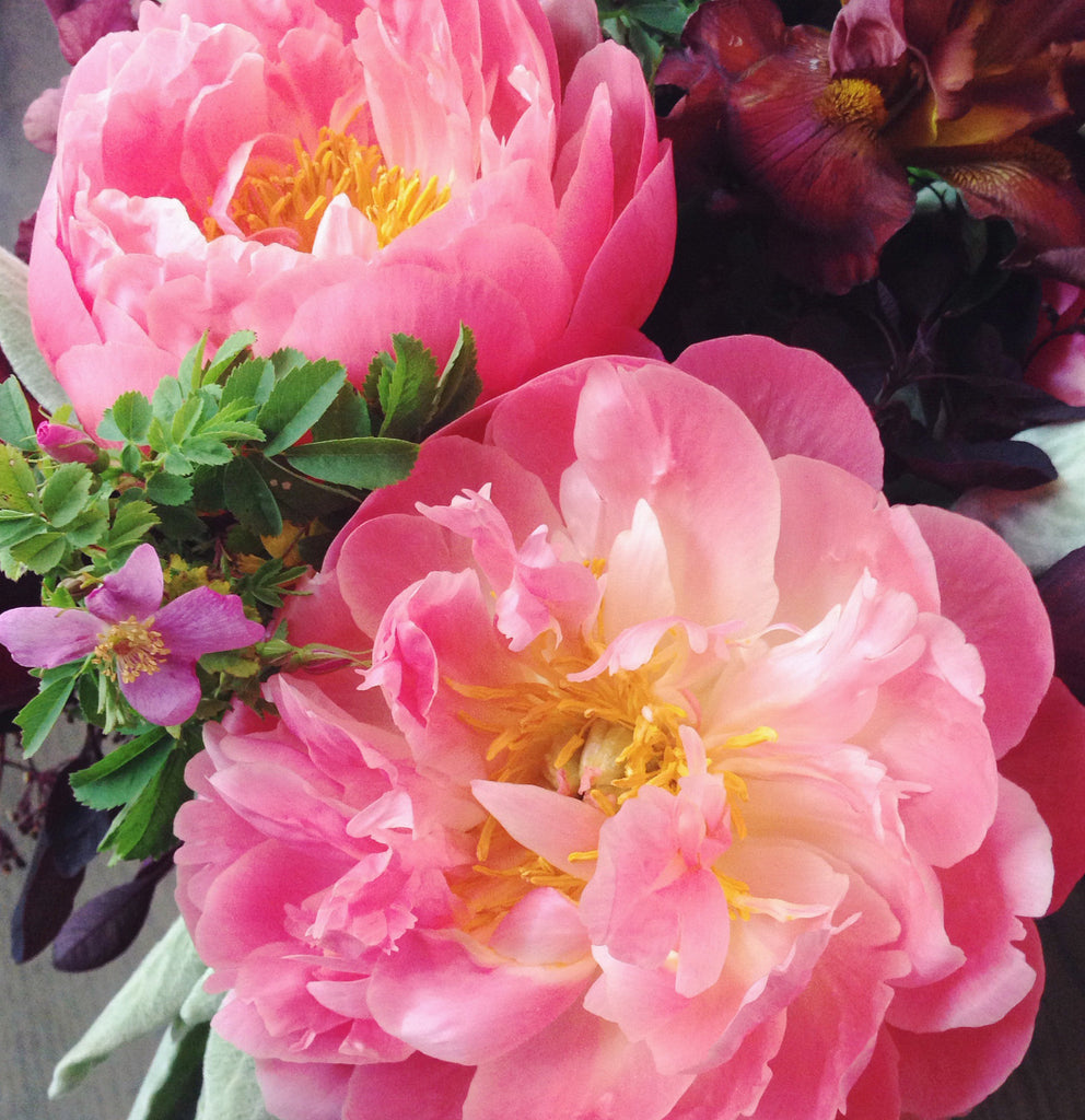 Floral Class, Peonies! June 7th, EVENING