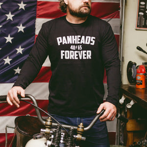 Panheads Forever Long Sleeve