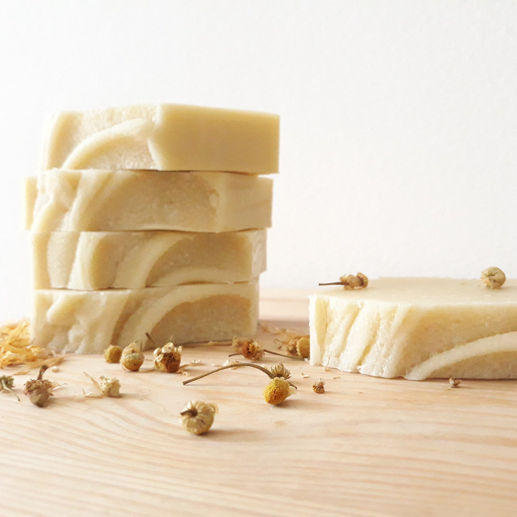 Maetura Natural Cosmetics: Sensitive Soap (calendula & chamomile)