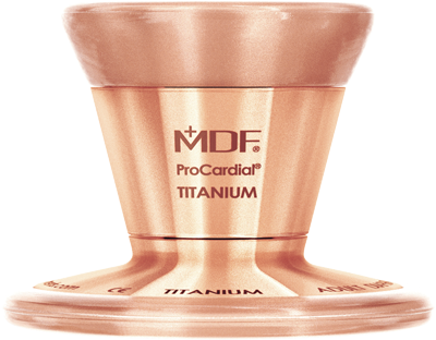 ProCardial® Titanium Metalogy - Rose Gold