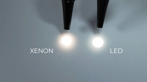 e-scope - The LED Difference