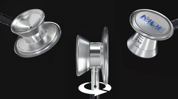 MD One® Titanium - True Bell & True Diaphragm
