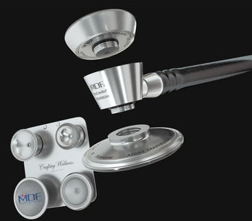 ProCardial® Titanium - Lightweight Exquisite Sound