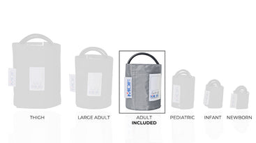 Airius® - Variable Cuff Sizes