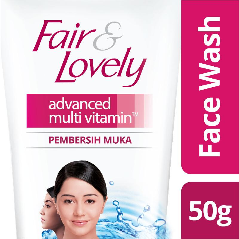 Fair & Lovely Advanced Multi Vitamin Face Wash 50g