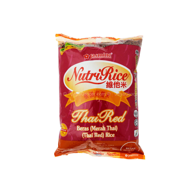 Jasmine NutriRice Thai Red Rice 1kg