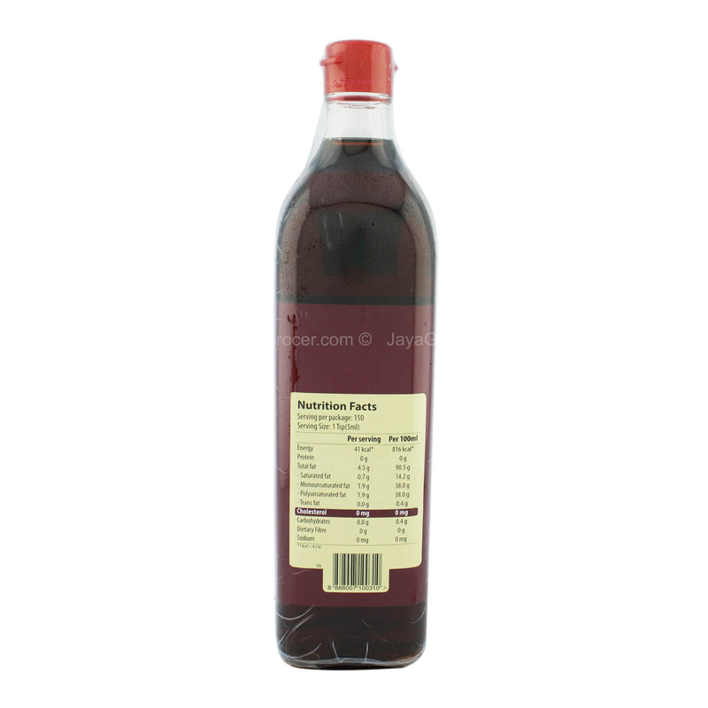 Chee Seng 100% Pure White Sesame Oil 750ml