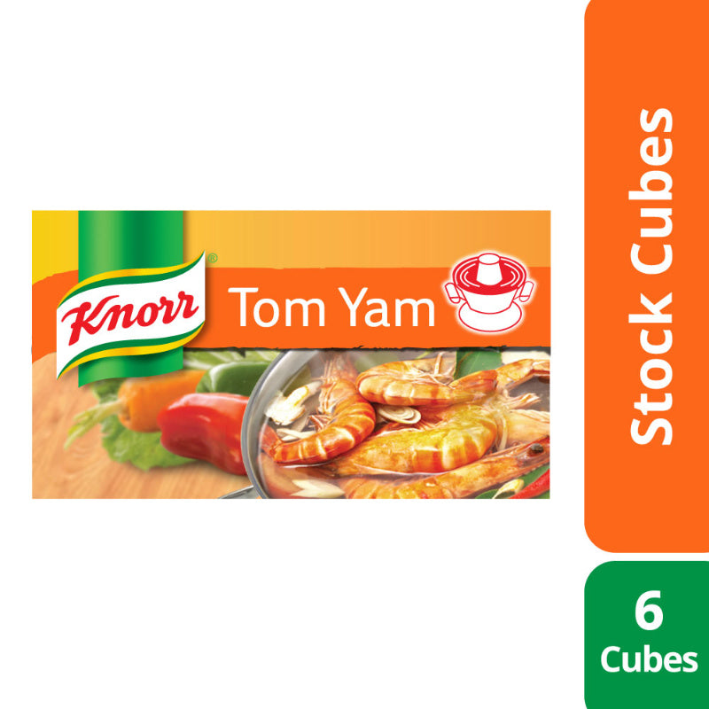 Knorr Tom Yam Stock Cube 60g