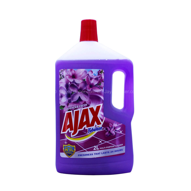 Ajax Fabuloso Lavender Multi-Purpose Cleaner 2L