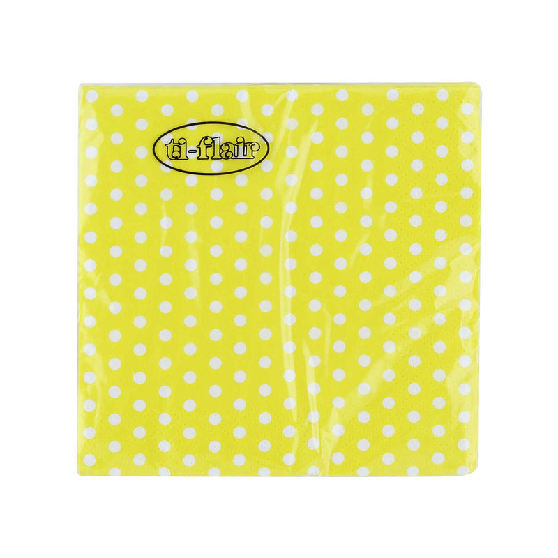 Ti-Flair Design Cocktail Napkins 20pcs