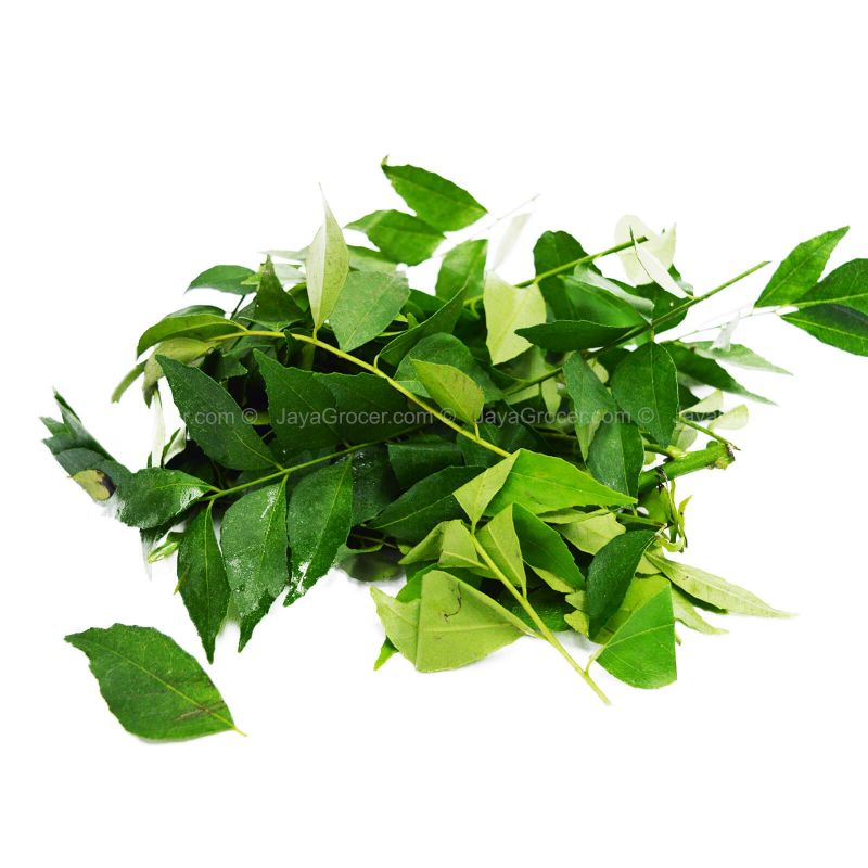 Curry Leaves  (Daun Kari) 25g