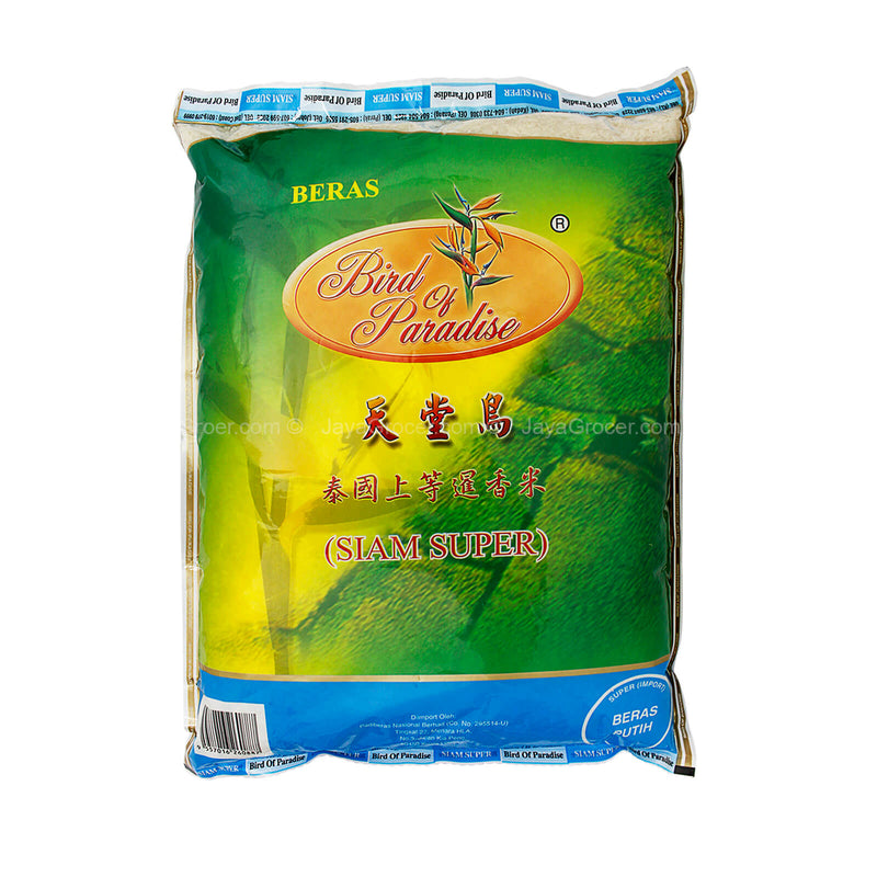 Bird of Paradise Siam Super Rice 5kg