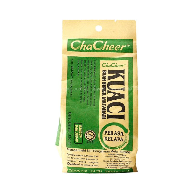 Chacheer Sunflower Seed Coconut Flavor 130g