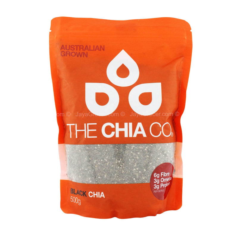 The Chia Co. Black Chia Seeds 500g