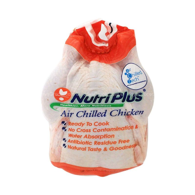 Nutriplus Air-Chilled Chicken 2kg