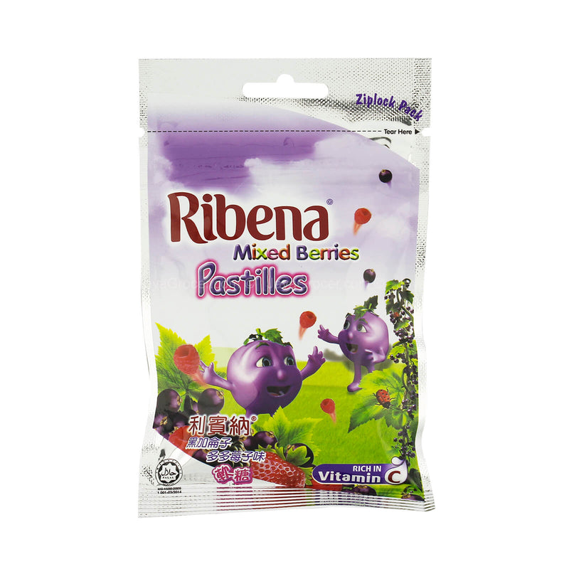 Ribena Mixed Berries Pastilles 40g