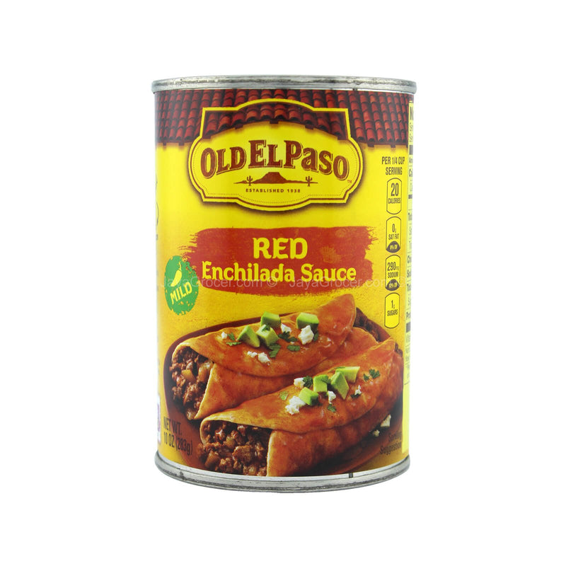 Old El Paso Red Enchilda Sauce 283g