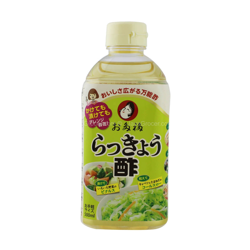 Otafuku Rakkyo Su (Japanese Green Onion Vinegar) 500ml