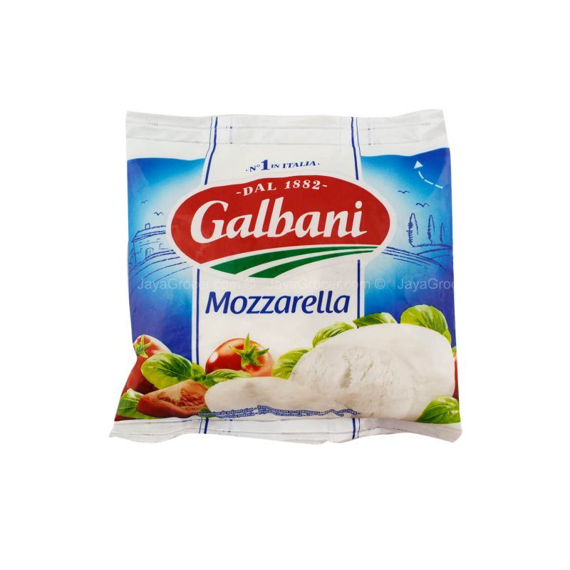 Galbani Mozzarella Mini Cheese 125g