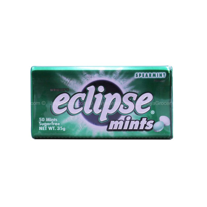 Eclipse Mint Spearmint 35g