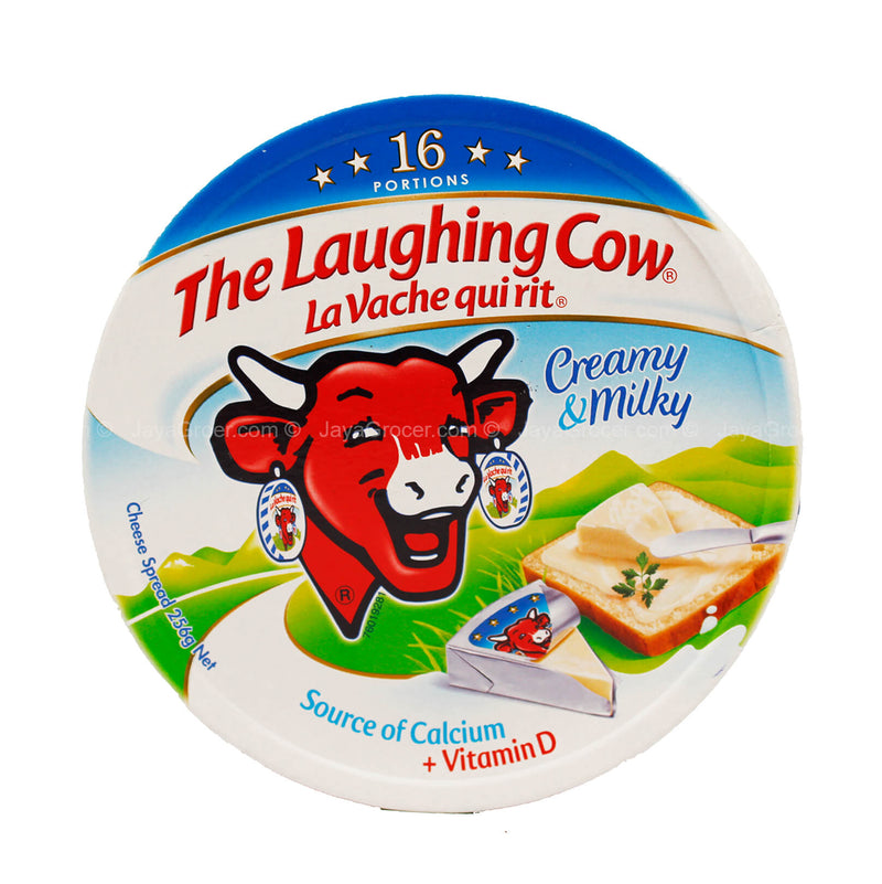 The Laughing Cow Cheese Spread in Portions 256g