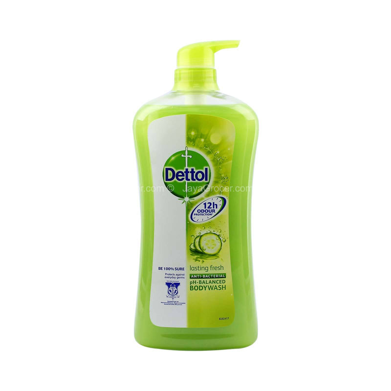Dettol Lasting Fresh Anti-Bacterial pH-Balanced Body 950ml