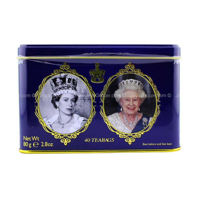 New English Queen Elizabeth II Breakfast Tea 80g