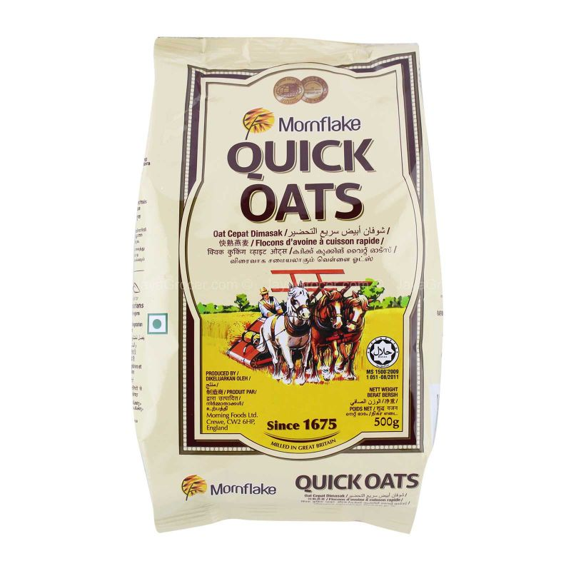 Mornflake Quick Oats 500g