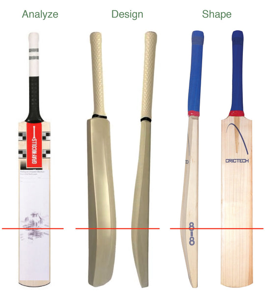 Comprehensive Analysis & Bat Design Service