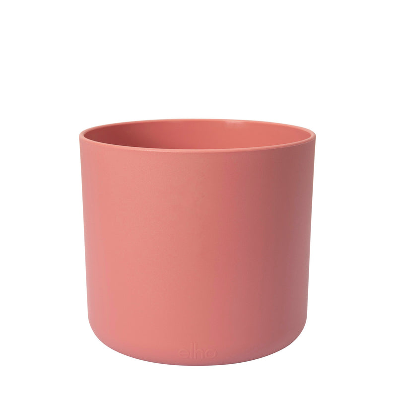 Cover Pot - Elho B.For Soft - 14cm Watermelon Rose