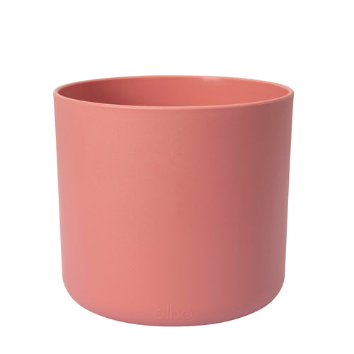 new Elho cover pot in the 16cm diameter size called the B.For Soft in Delicate Pink