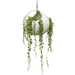 Hanging Pot - Elho B.For Soft Air - White
