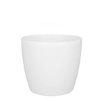 Cover Pot - Elho Brussels Round - 14cm White