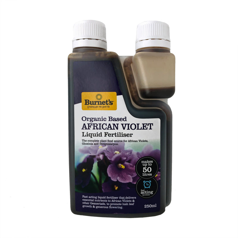 Burnet's African Violet Liquid Fertiliser