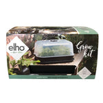 Elho Green Basics Grow House Gift Kit + Labels - Medium