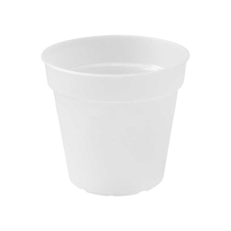 Elho Basics Clear Nursery Pot - 13cm wide x 12cm high